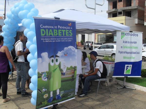 Campanha de Prevenção ao Diabetes